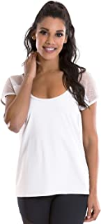 TLF Apparel Women's Workout Exlina Top Shirt