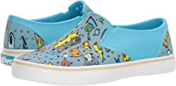 Native Kids Shoes - Miles Print (Little Kid/Big Kid)