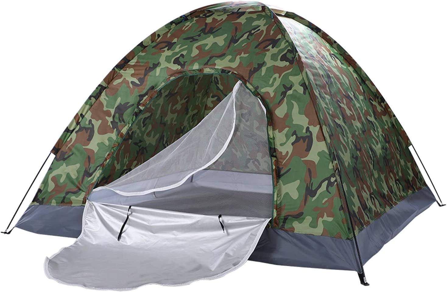 3-4 Person Tent New life Rain Fly Tents Lightweight Bag Carrying Oklahoma City Mall Dome