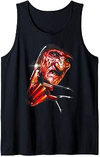 Nightmare on Elm Street Freddy's Face Tank Top
