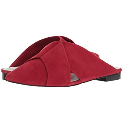 1.STATE Rime (Scarlet Lux Suede) Women