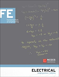 Best fe electrical sample questions and solutions book Reviews