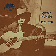 GUITAR WIZARDS 1926-1935 (Colored Vinyl)