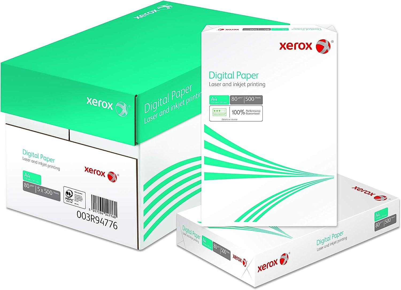 Xerox 71316 A4 210 x 297 mm, Papier Prem. Digital kohlenstofffreien Fax – Weiß B07G3M1NMT  | Tadellos