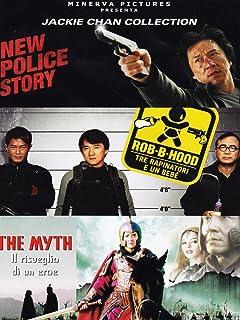 Cof. Jackie Chan [Italia] [DVD]
