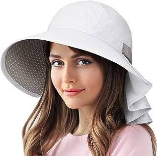 safari hat with neck flap