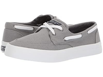 Sperry Crest Boat (Grey) Women