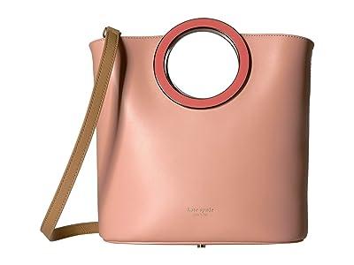 Kate Spade New York Betty Medium Tote (Cosmetic Pink Multi) Handbags
