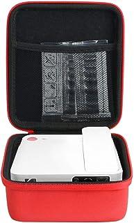 khanka Eva Borsa da Viaggio Custodia Caso Scatola per KODAK Smile Classic Fotocamera digitale istantanea Nero/&bianco