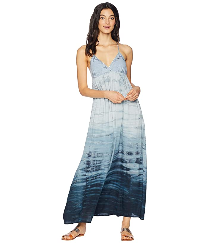 Hard Tail Playa Maxi Dress (Rainbow Horizon 73) Women's Dress