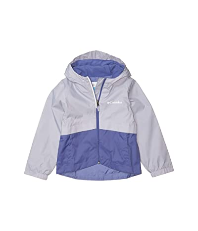 Columbia Kids Rain-Zillatm Jacket (Toddler) (African Violet/Twilight) Girl