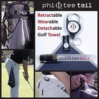 Phi Tee Tail Golf Towel