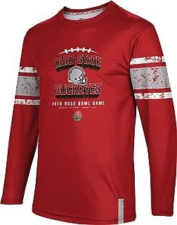 Ohio State University Men's Long Sleeve Tee - End Zone