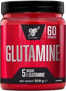 BSN DNA glutamine, L-glutamine, aminozuren poeder voor spieropbouw, ongeflavoured, 60 porties, 309 g