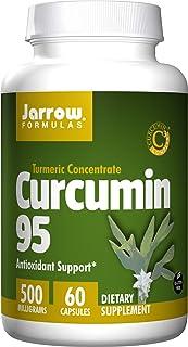 Jarrow. Jarrow. Curcumin 95. 500 Mg. 60 Caps. 3 Pack