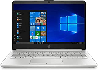 "2021 HP 14"" Diagonal HD(1366 x 768) Laptop PC, AMD Ryzen 3 3250U Processor, AMD Radeon Graphics, 4GB SDRAM, 128GB SSD, 80..."