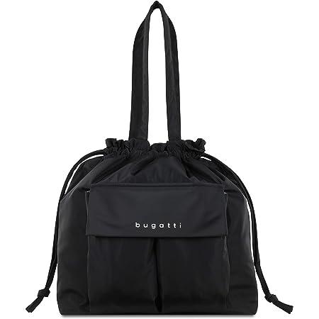 bugatti Bona Shopper Damenhandtasche, Schultertasche für Damen - edle Tragetasche