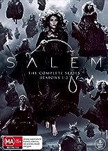 Salem Complete Collection | Season 1, 2 & 3 | NON-USA Format | Region 4 Import - Australia