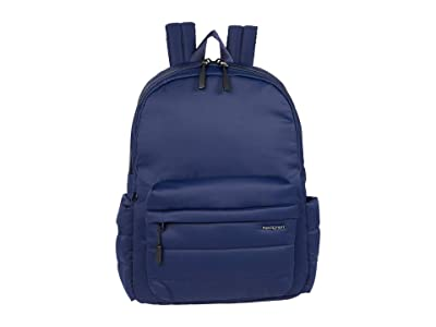 Hedgren Jeannie Puffer Backpack (Halo Blue) Backpack Bags