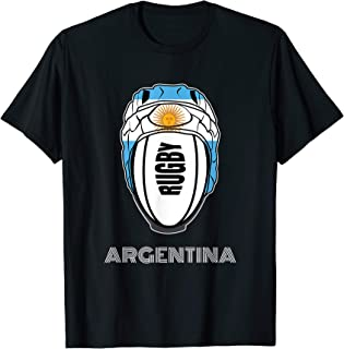 Argentina Rugby Jersey | 2019 Fans Kit Argentinian Supporter T-Shirt