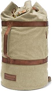 9b579cedc DRAKENSBERG Kimberley Duffel Bag, petate marinero, mochila, bolsa de vela,  lona,