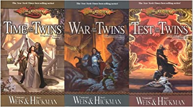 Dragonlance Legends Trilogy: #1- Time of the Twins/ #2- War of the Twins/ #3- Test of the Twins (1-3)