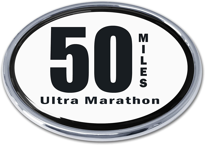 gorunusa 50 Mile Oval Magnet