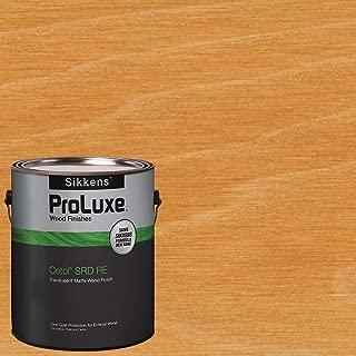 Sikkens SIK250-077.01 1 Gallon Cetol SRD Re Exterior Wood Finish Translucent - Cedar 077