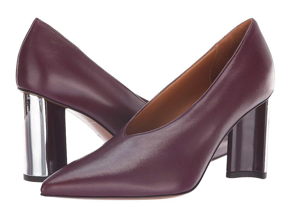 Clergerie Kathleen (Aubergine Nappa) High Heels