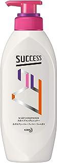 サクセス24 スカルプ コンディショナー みずみずしいフルーティフローラルの香り 本体 350ml 汗で香り 頭皮臭 リセット※ 350ミリリットル (x 1)