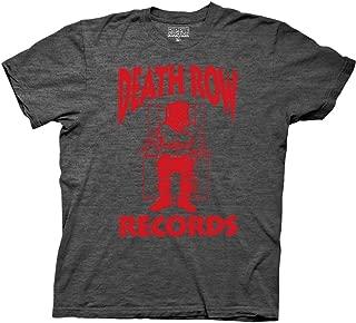 Ripple Junction Death Row Records Logo Mens T-shirt