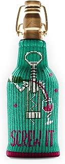 FREAKER Fits Every Bottle Can Beverage Insulator, Stops Bottle Sweat, Screw It Wine Cork
