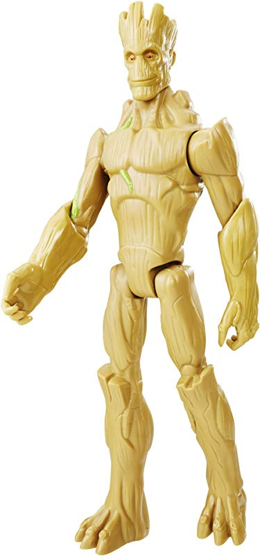 Marvel Guardians Of The Galaxy Titan Hero Series Groot