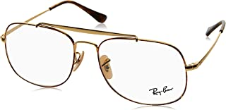 Ray-Ban RX6389 2945 Eyeglasses Gold 55mm