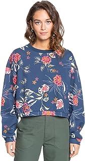 Roxy Women's Off To The Beach - Sweatshirt for Women Sweatshirt