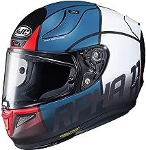 MC-3SF HJC Bludom Mens RPHA 11 Street Bike Motorcycle Helmet Large