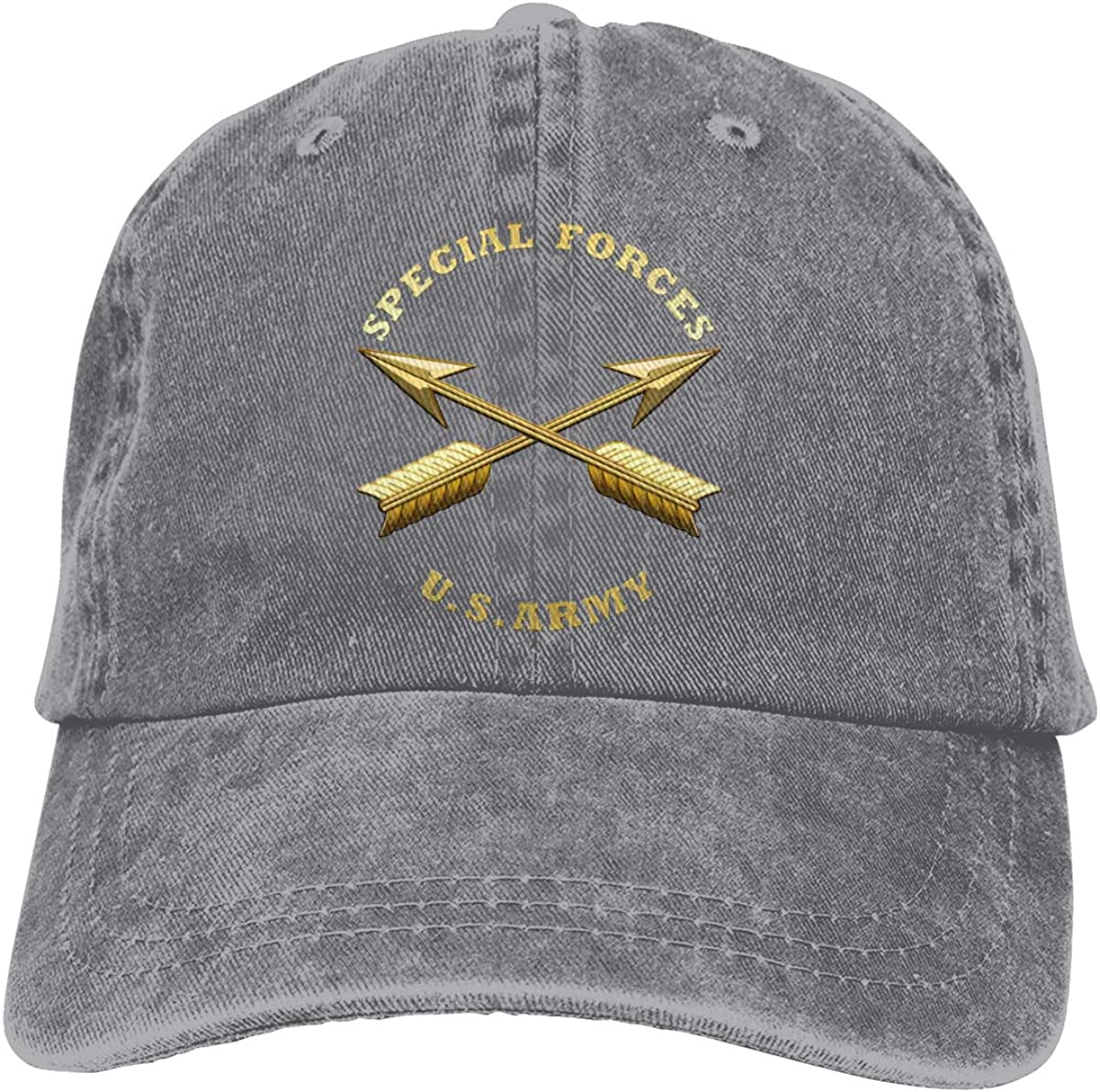 Army Special Forces Unisex Trucker Hats Dad Baseball Hats Driver Cap AKFJ NKJA U.S