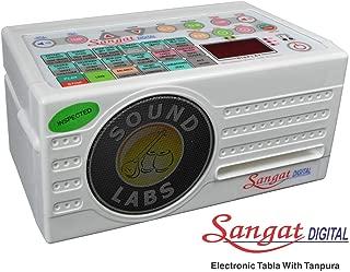 NEW Sangat Digital Electronic & Tanpura & Tabla Drums With Pakhawaj, Duff & Dholak MRS2015