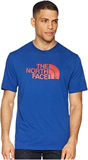 The North Face Bottle Source Logo Tee Brit Blue Men's T Shirt