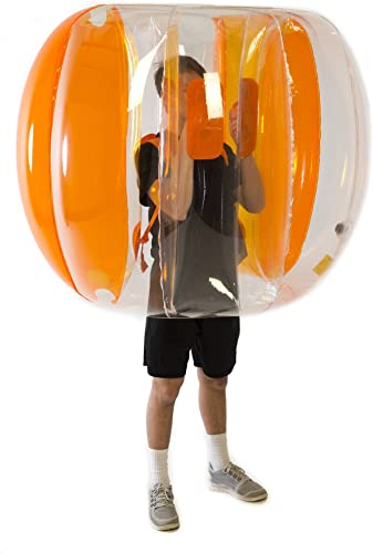 suministro directo de los fabricantes Bubble Ball 4' For Bubble Soccer Zorb Football Ages Ages Ages 8+ Bubble Bumper Suit Outdoor Fun naranja by BubbleBall  disfruta ahorrando 30-50% de descuento