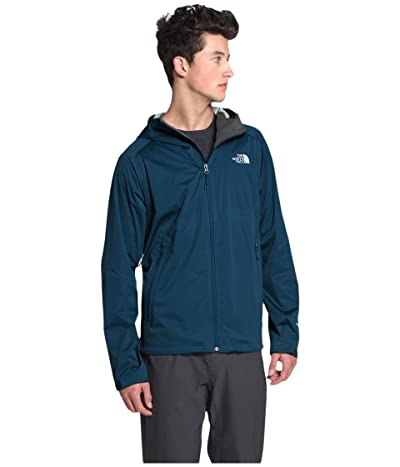 The North Face Allproof Stretch Jacket (Blue Wing Teal) Men