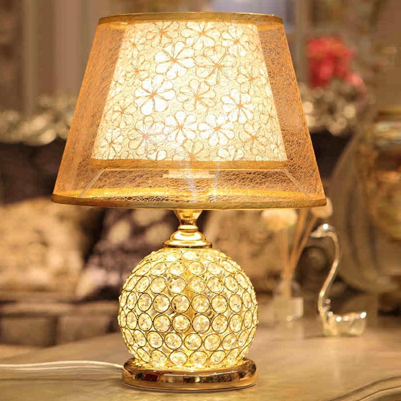 Wohnzimmer Kreative Lampe Schlafzimmer Nachttischlampe Moderne Einfache Metall Warm Lampen (Farbe   Gold-37cm) B06X1FXC9J | Sale Düsseldorf