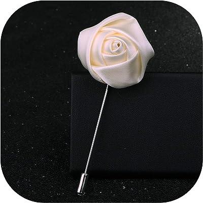 Amazon.com: 1 broche de flores para novia, para novia ...