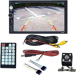 "$87 » Sponsored Ad - TOTMOX Bluetooth Car Stereo 2 Din 7010B 7"" HD Touch Screen Audio FM Radio Android Phone Mirror Link USB/TF/..."