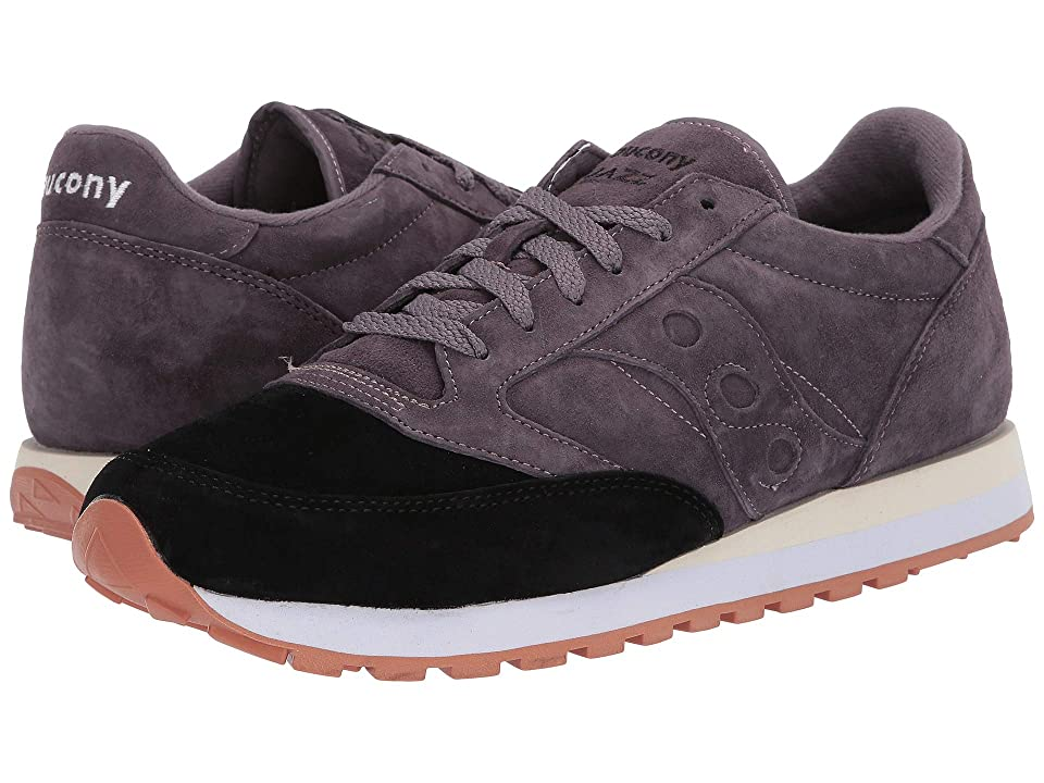 Saucony Originals Jazz Original Suede (Excalibur/Black) Men