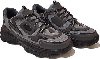 Dark blue Fashion Sneakers For men -Dark blue