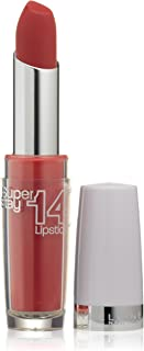 Maybelline New York Superstay 14 hour Lipstick, Timeless Crimson, 0.12 Ounce