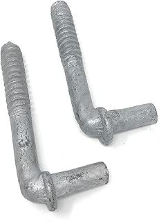 lag screw hinge