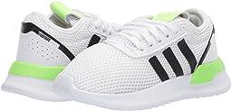 White/Black/Signal Green