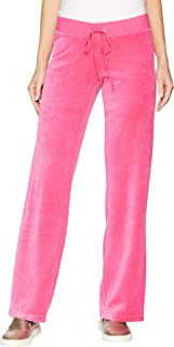 Womens Velour Mar Vista Pants